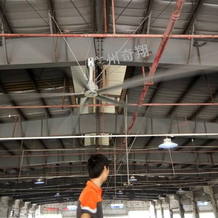 伺服永磁无刷工业大风扇 工业大风扇流动室内空气