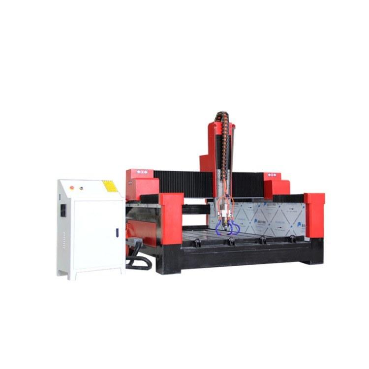 独立头墓碑石材雕刻机电脑刻字机铭刻定制木工雕刻机
