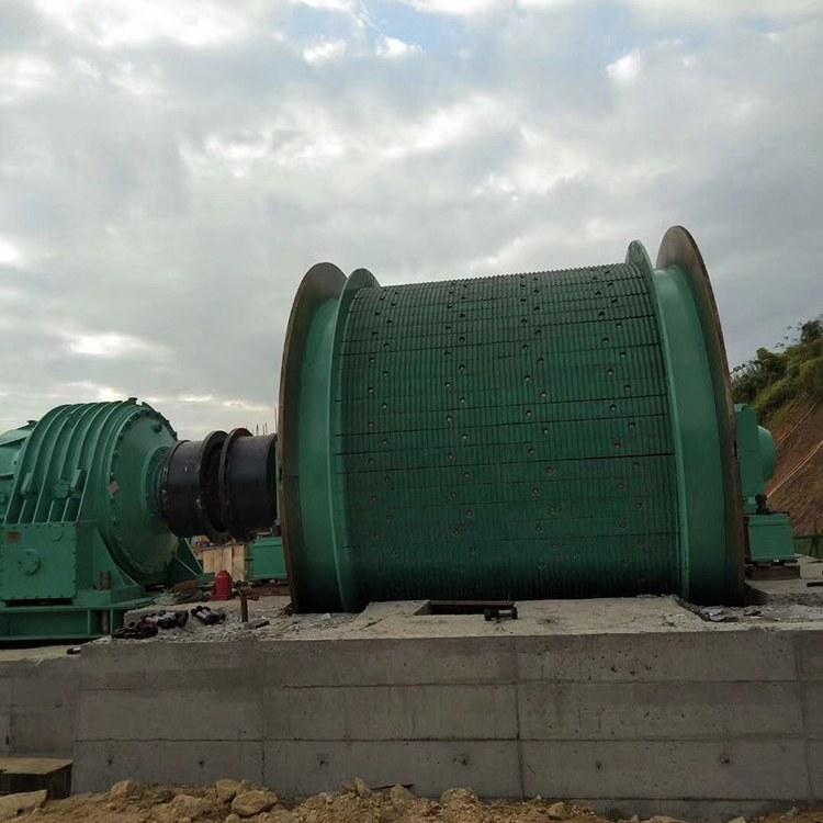 鹤壁星光矿井提升绞车矿用提升设备JTPB-1.6-1.2P