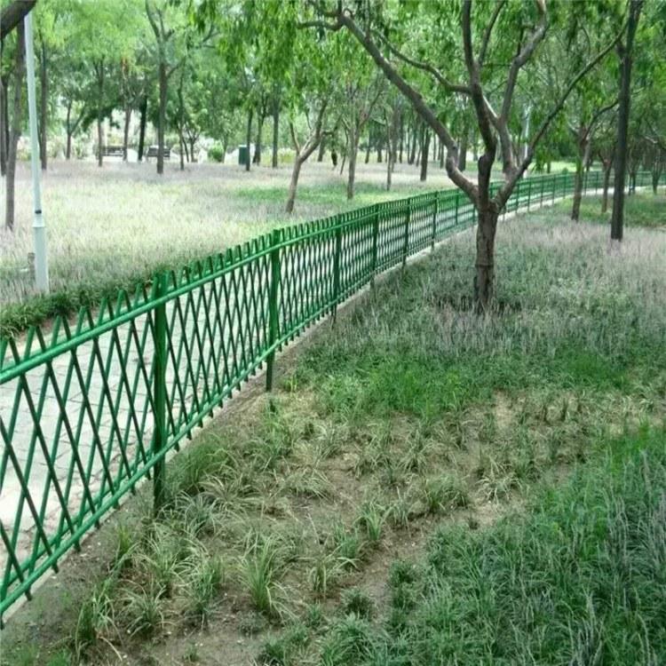 定做厂家 景观园艺护栏  衡水绿化护栏围栏