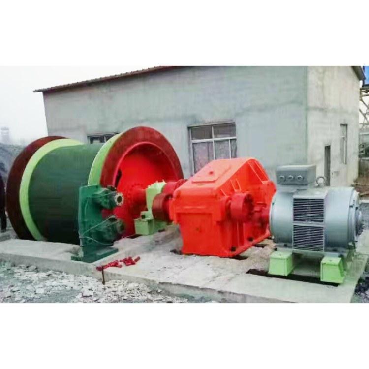 鹤壁星光直销煤矿卷扬机JK矿山提升设备JTP-1.6*1.5P