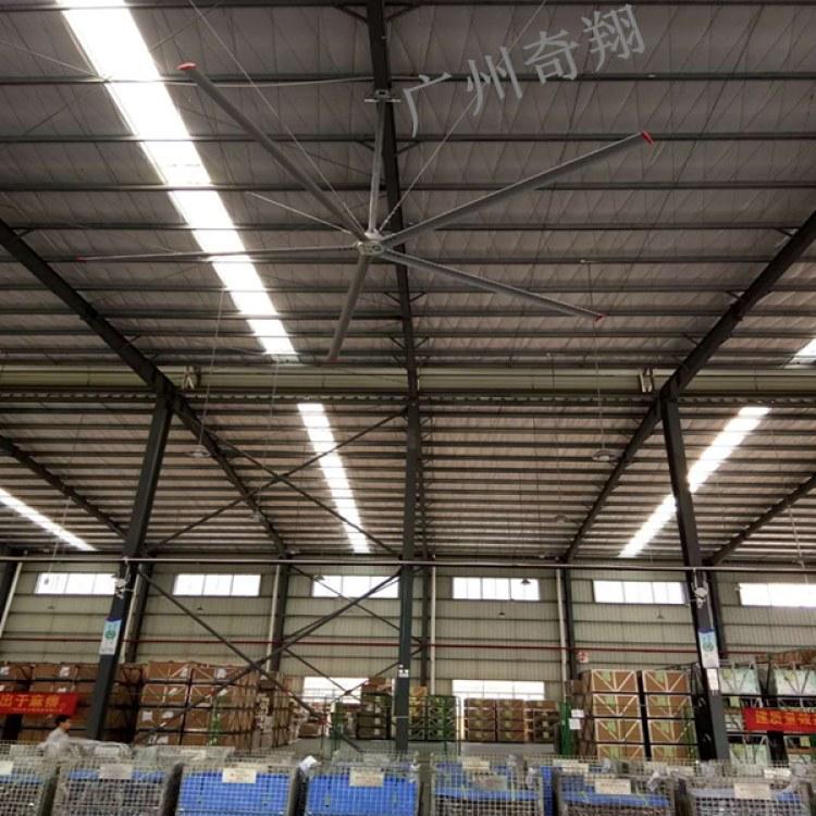 上海工业大风扇厂家品牌好领先行业-广州奇翔