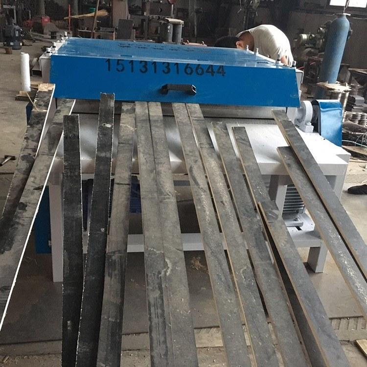 供应模板多片锯 旧模板多片锯 板材方木多片锯 木板开料锯 恒帆木工