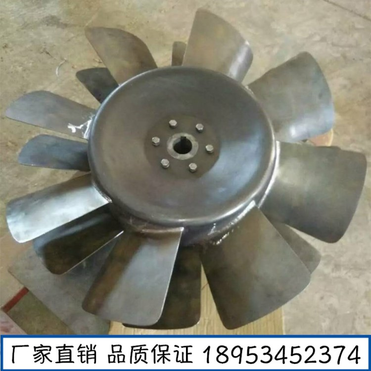 德州亚创厂家供应各种规格、多翼式、离心风机叶轮、风叶