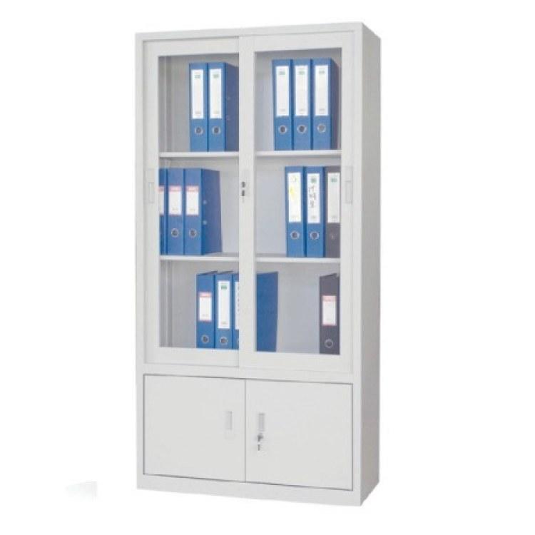 文件柜公司 铁皮柜子抽屉带锁财务室文件柜子办公家具文件柜 伟之豪