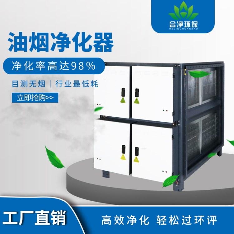 上海合净 印刷油墨油烟净化器 现货供应厂家直销 专业净化厂家 杜绝隐患 保障安全