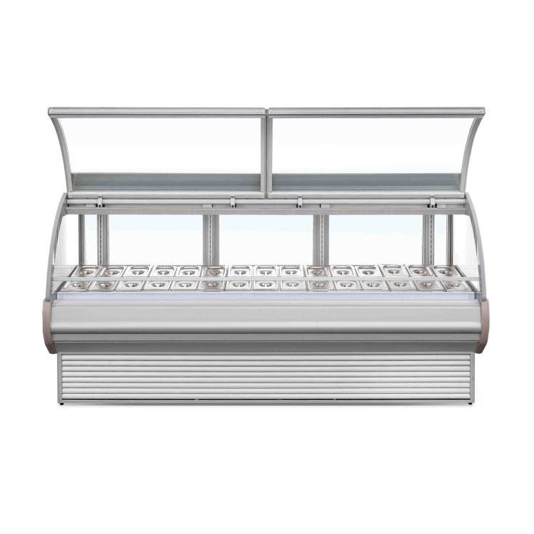 厂家批发保鲜柜 食品冷藏展示柜 超市商用熟食柜 冷藏冰柜