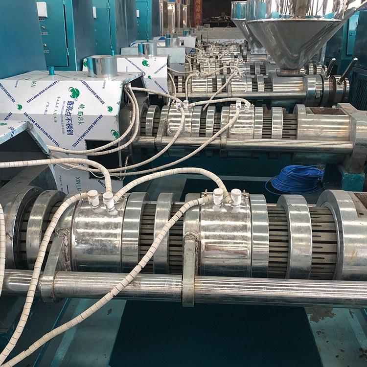食用油榨油机 螺旋榨油机成套设备 厂家直销