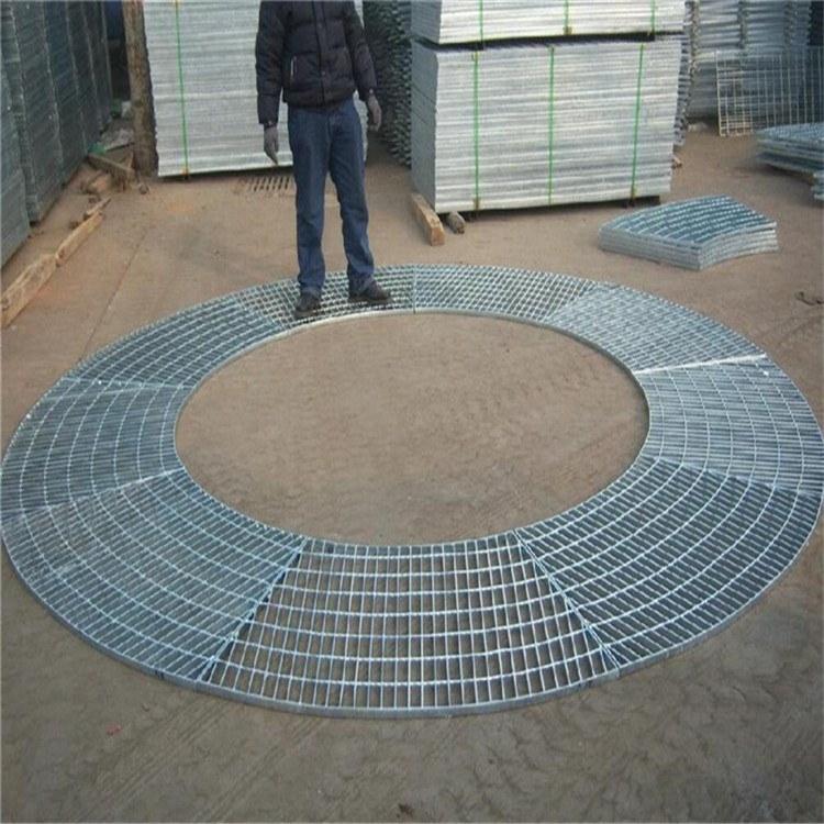厂家现货供应 钢格板 钢格栅 热镀锌钢格板 型号规格