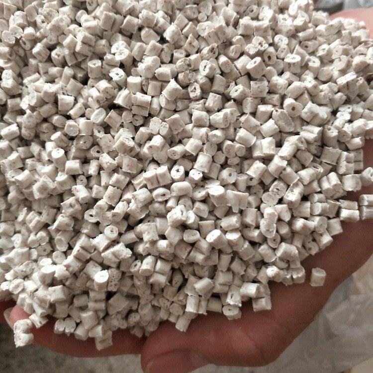 供应麦秆PP801 植物纤维树脂料 食品级环保含40%生物质材料可降解塑料