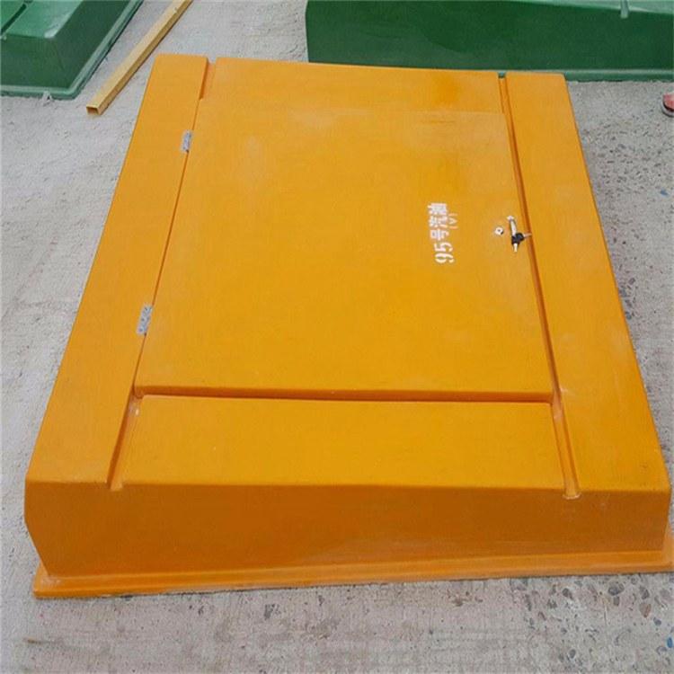 创兴 玻璃钢加油站井盖 耐酸碱玻璃钢加油站复合防水井盖 厂家定制