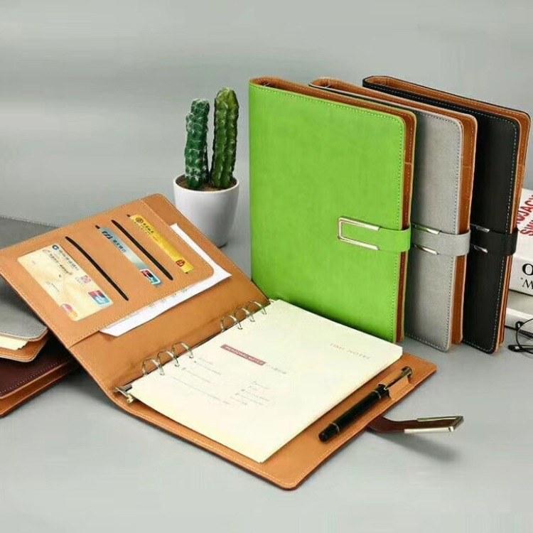 徐州高端商务礼品 会议用笔记本加印礼品厂家