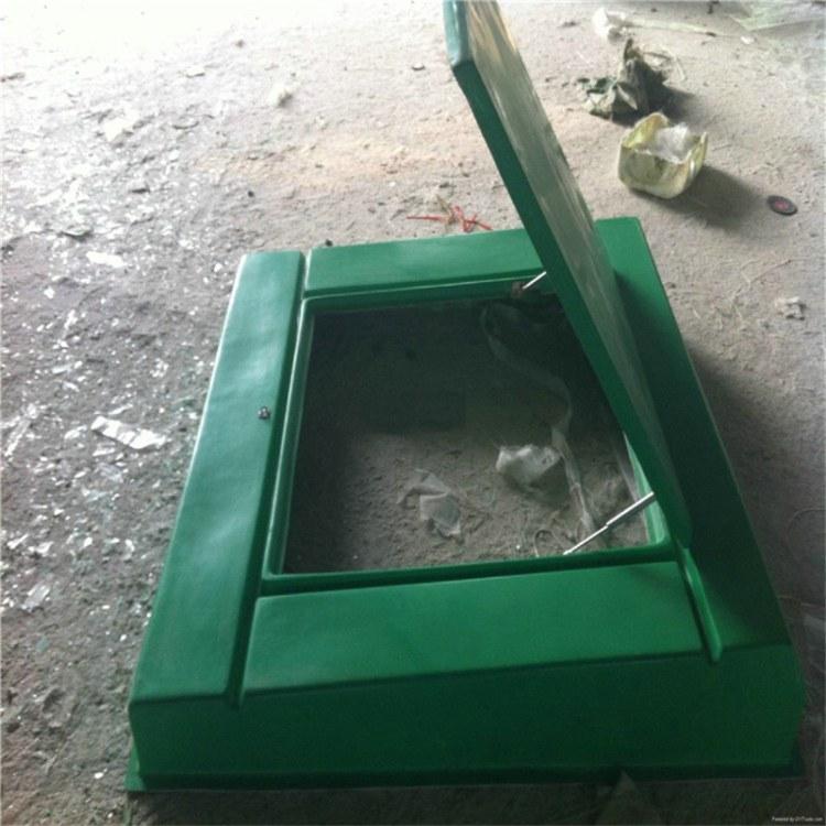 创兴 玻璃钢加油站井盖 耐腐蚀加油站防水井盖 厂家定制