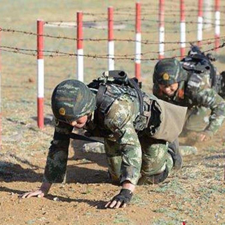 宁德400米障碍厂家 部队400米障碍器材规格参数