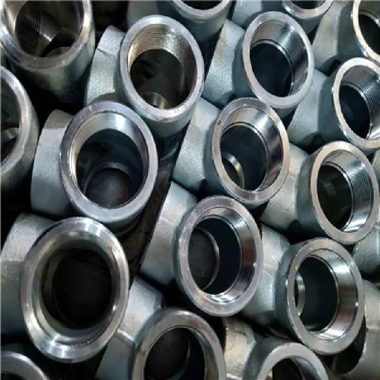 大量批发销售 支管座 16Mn承插焊弯头三通异径管 锻制产品齐全欢迎采购