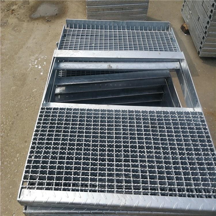 双美出品 防滑钢格板 镀锌钢格板 镀锌水沟盖板 现货齐全