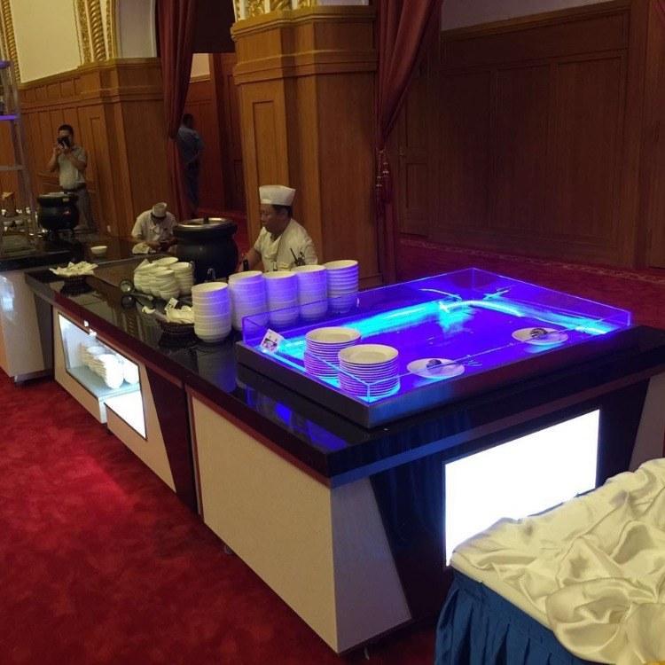 广州尊尚厂家定制布菲台 自助餐布菲台 取餐台 价格优惠 公司实力强