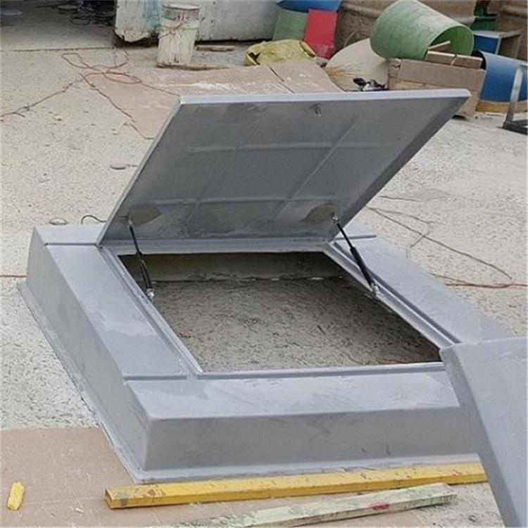 创兴 玻璃钢加油站井盖 玻璃钢承重强加油站复合防水井盖 厂家定制