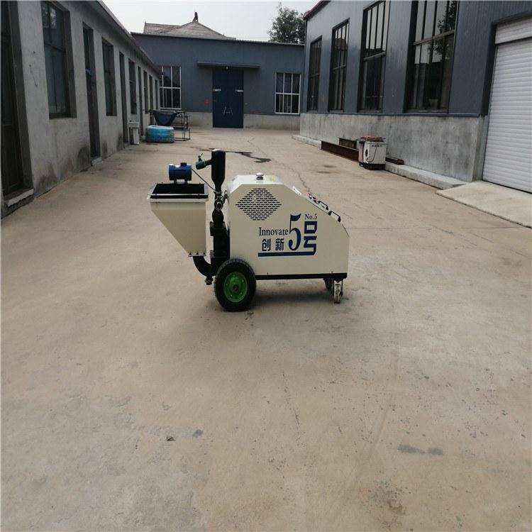 厂家直销 大型水泥砂浆喷涂机 液压喷涂机 设备