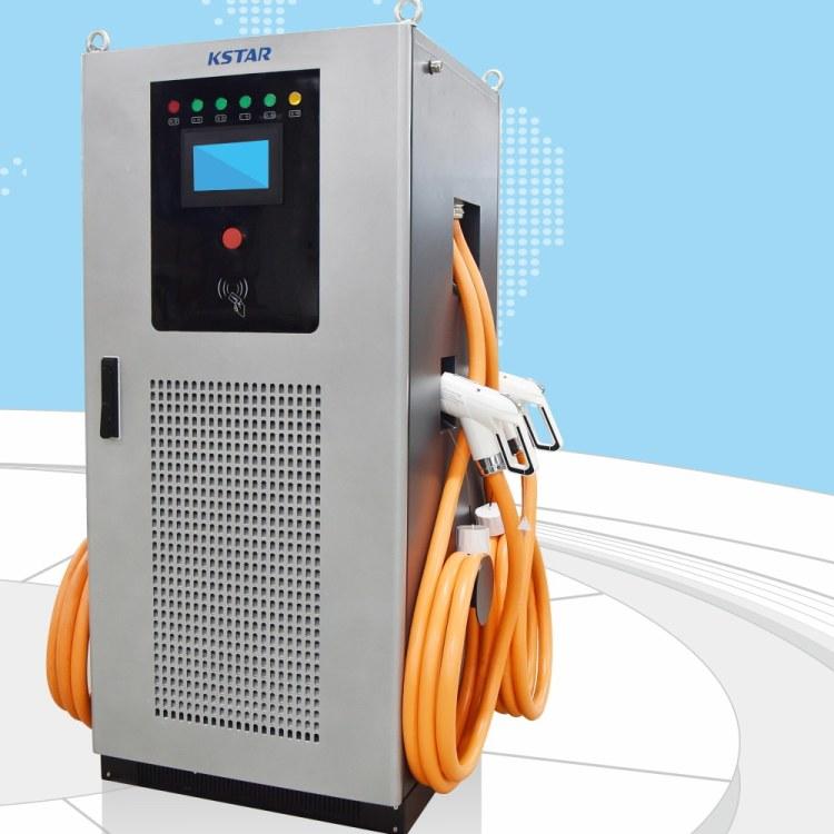 直流充电桩  60/80/120KW快充 汽车充电桩