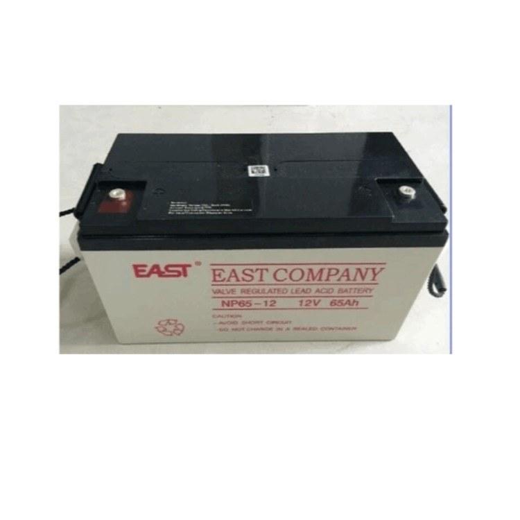 易事特EAST蓄电池NP80-12 12V80AH 直流屏/UPS/EPS电源专用电瓶