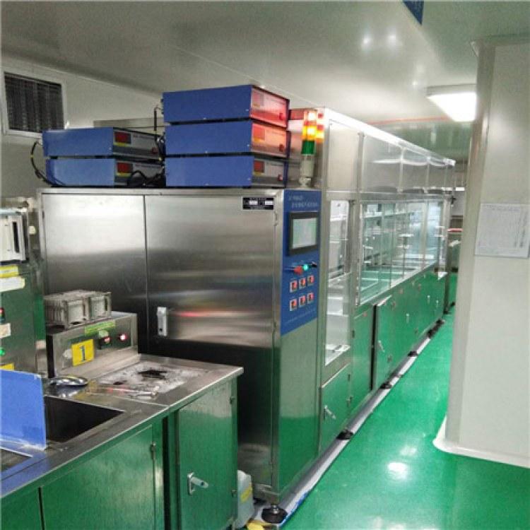 河北石家庄 晶片 专业定制(镜片)全自动超声波清洗机生产厂家