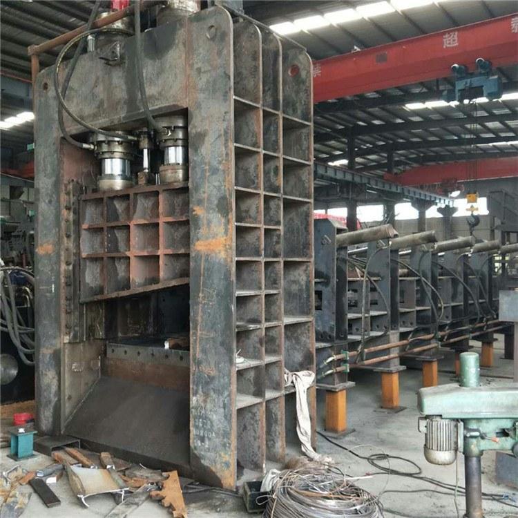 400吨铁丝龙门剪价格 腾航机械工字钢龙门剪切机