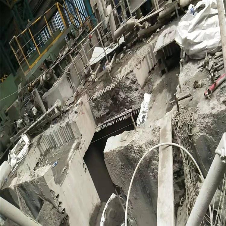 米迪尔  唐山混凝土支撑绳锯切割 绳锯切割临时支撑 绳锯切割梁