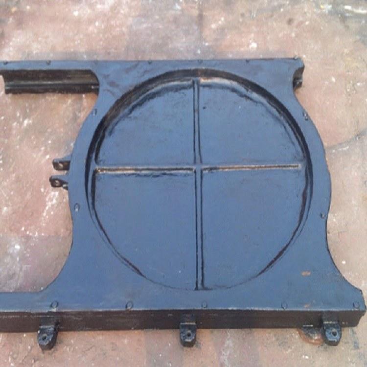 【华硕】水渠铸铁闸门铸铁闸门安装耐腐蚀水渠铸铁闸门支持定制方形铸铁闸门