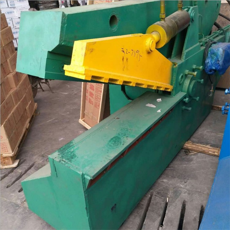 实力厂家 400吨鳄鱼剪切机 鳄鱼式液压剪切机 废金属剪铁机