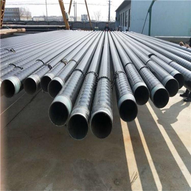 厂家直销  包覆式3pe防腐钢管  国标3pe防腐钢管 结实可靠
