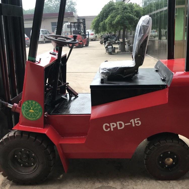 牛犇机械  NB-01电动叉车1.5吨小型电动叉车
