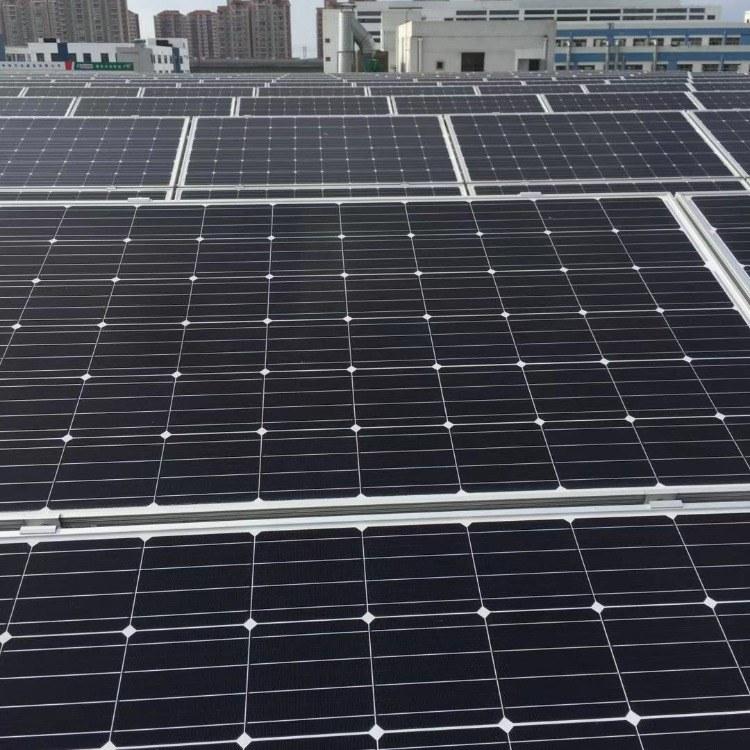 太阳能分布式光伏组件发电建站  多晶光伏板  单晶光伏板