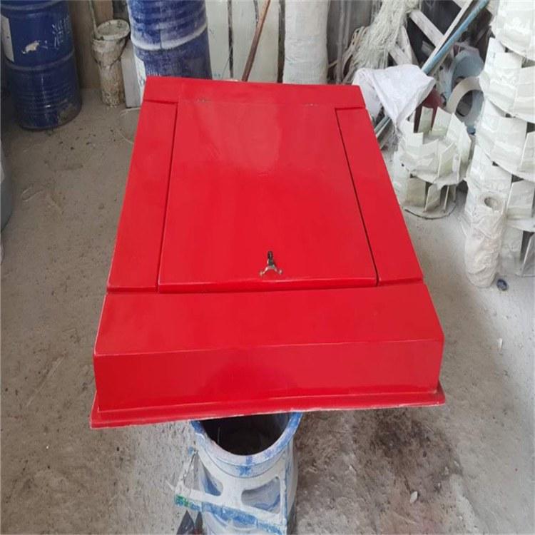 创兴 玻璃钢加油站井盖 玻璃钢耐腐蚀储油检查井盖 支持定制