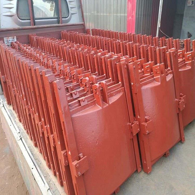 华硕水利铸铁闸门 水库铸铁闸门 铸铁闸门 泵站铸铁闸门 机械结构简单