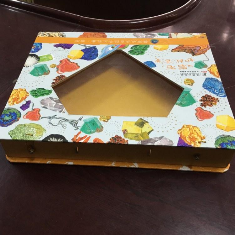 長歌包裝 廠家直銷 精裝卡書 高端禮品盒 長期供應 品質保證 價格實惠