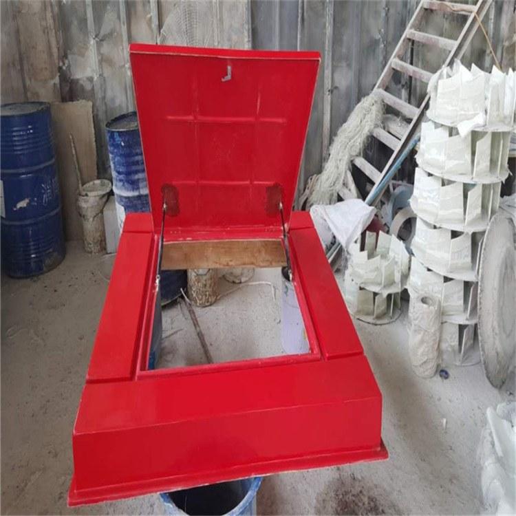 创兴 玻璃钢加油站井盖 玻璃钢承重强储油检查井盖 支持定制