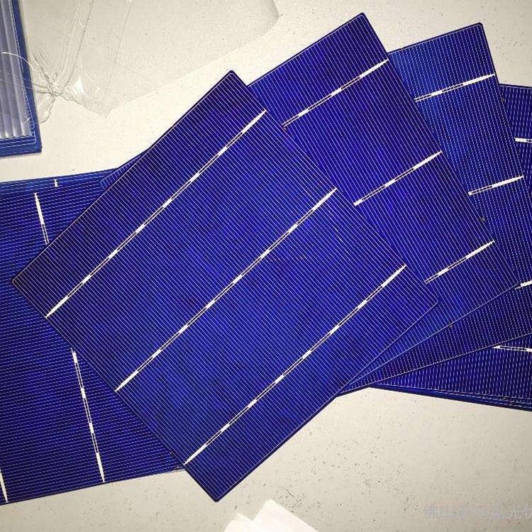 高价回收太阳能电池 旧电池片 太阳能发电板 专业团队上门回收