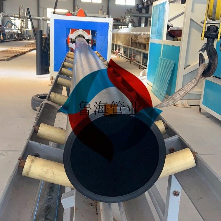 山东烟台威海厂家生产HDPE管、穿线管、低压灌溉PE管、HDPE同层排水管