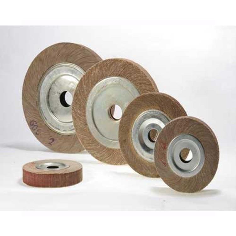 现货直销砂布轮 千叶轮 欧克定制千叶轮除锈片