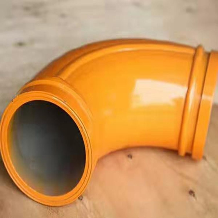 厂家聚义行直销 泵管弯头 混凝土输送泵管 高低压耐磨铸钢弯头 量大从优!