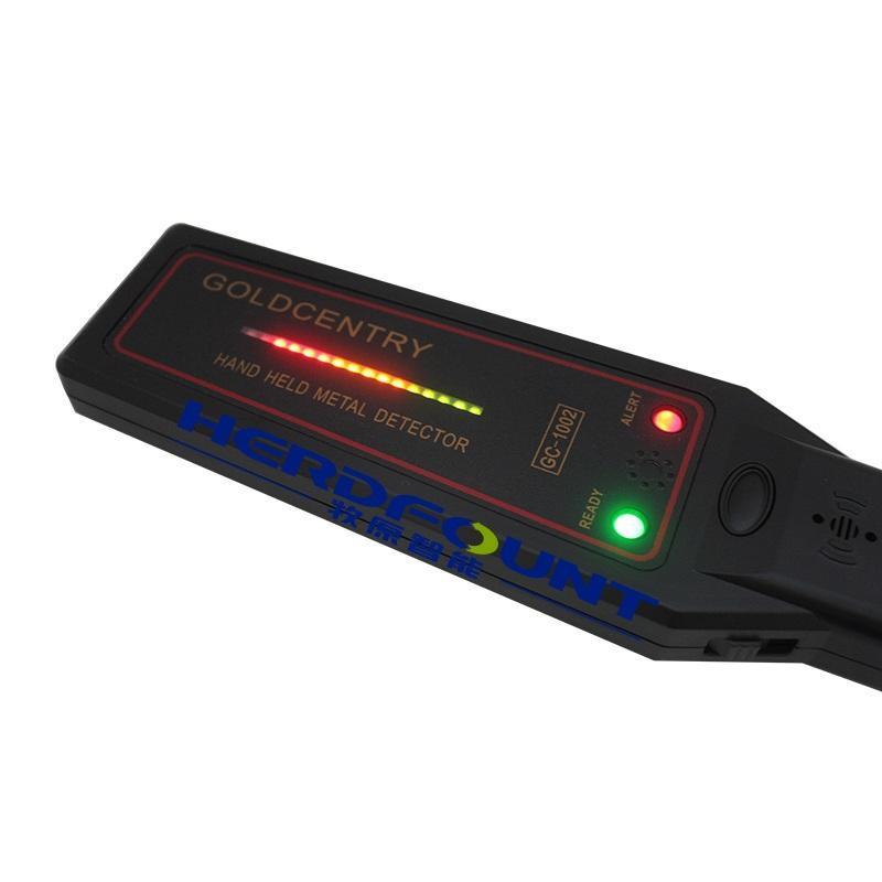 品牌推荐南宁学校金属探测器 手机探测仪 可探测大头针 声光+震动报警提示