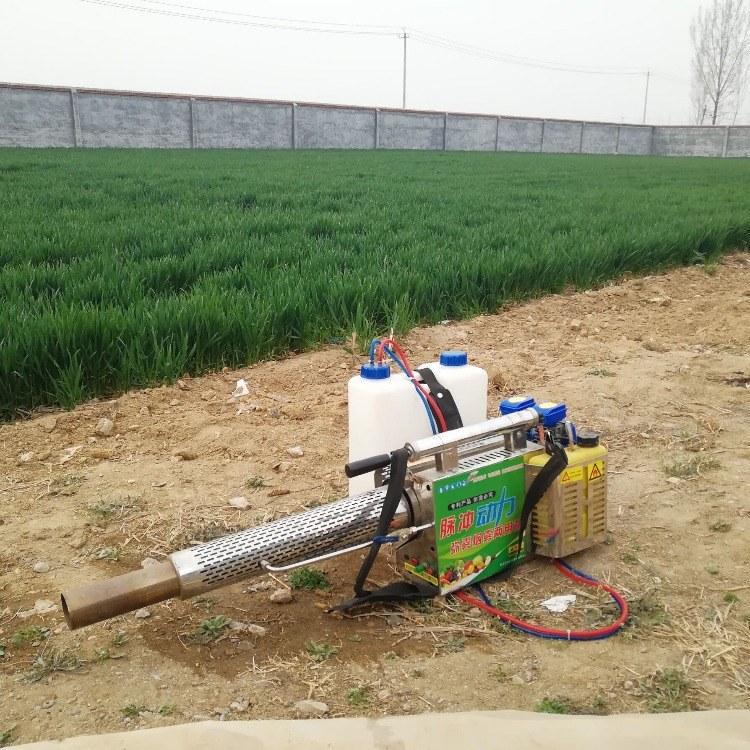 富强 大棚雾药机 农用背负式弥雾机 园林多功能农药喷雾打药机