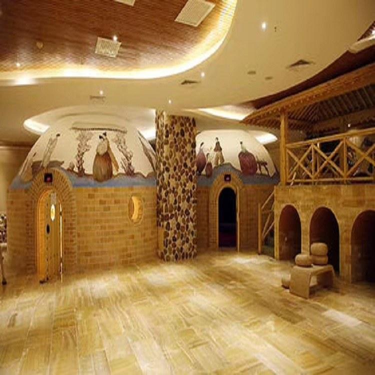 桐城地区上门安装汗蒸房蒙古包汗蒸房免费设计
