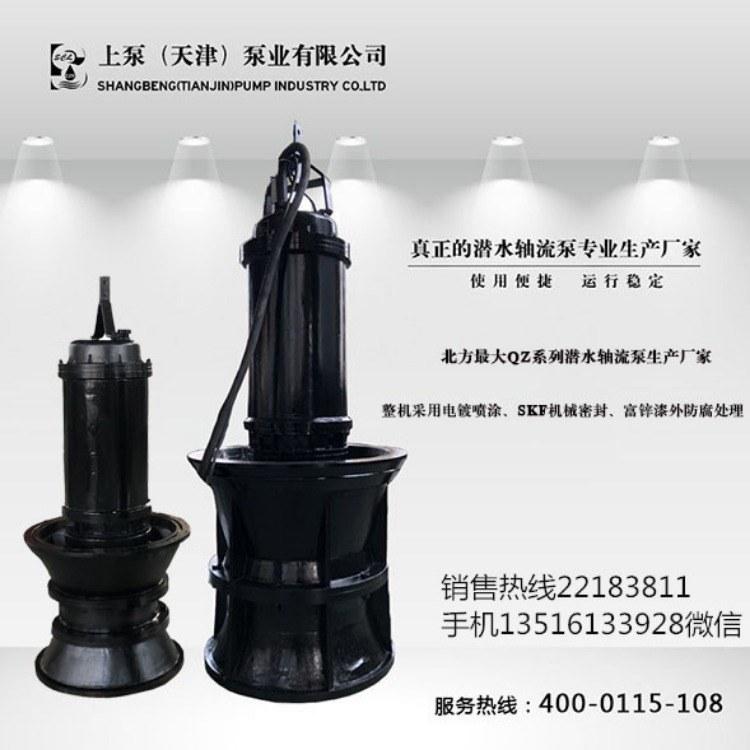 黑龙江哈尔滨高效节能潜水轴流泵