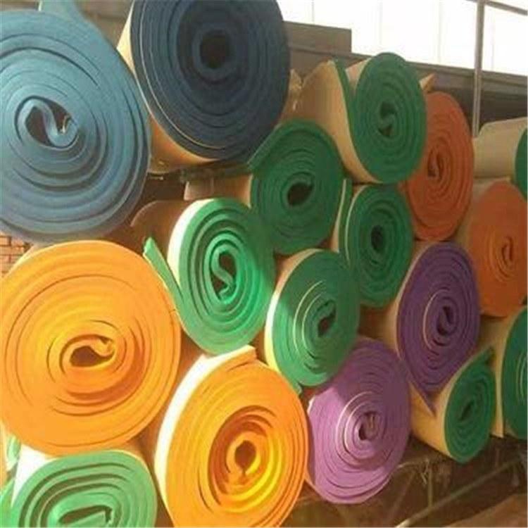 厂家供应奥美斯 橡塑板管 高密度橡塑保温板保温板管