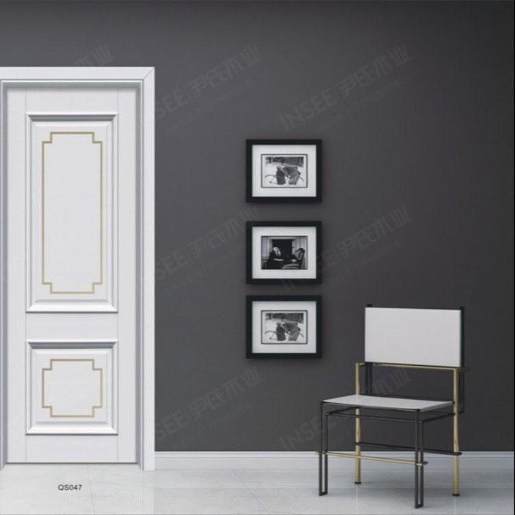 套装门加盟费用-套装门加盟品牌-尹氏木门