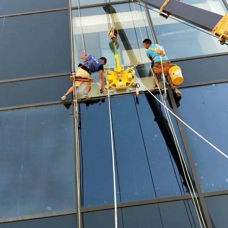 玻璃吸盘吊架 兰州玻璃吸盘