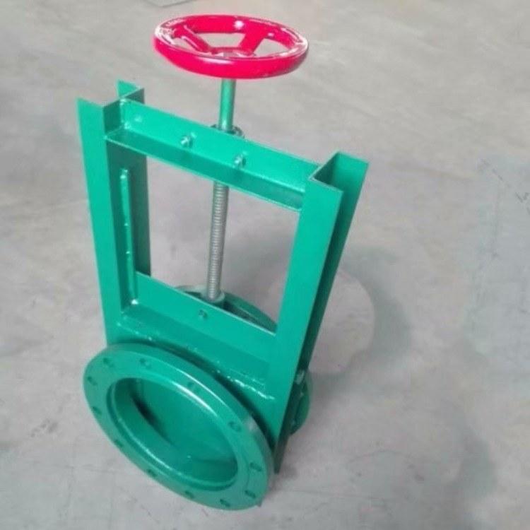 国威直销 不锈钢手动 电动 气动插板阀量大优惠插板阀