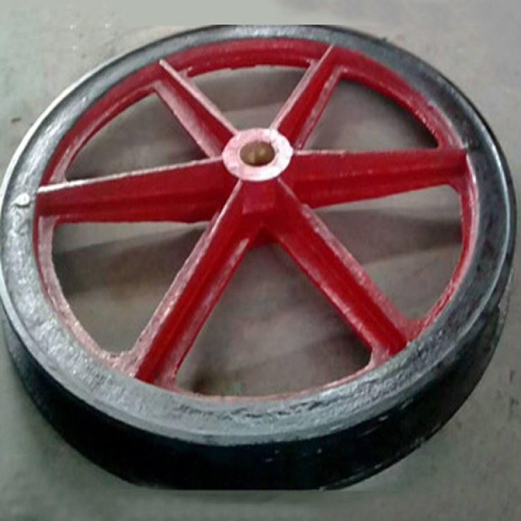 兴达矿山 厂家直供 斜井天轮 矿用绞车天轮 欢迎订购